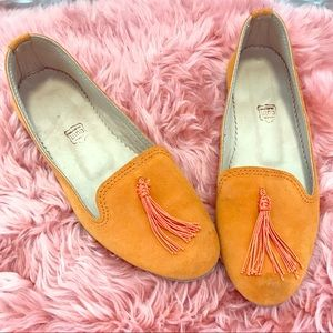 Tasseled Moroccan Loafers